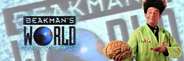 O Mundo de Beakman - Beakman's World (Montagem)