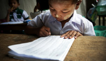 Kindergarten Child in Myanmar (Foto: UN Photo/Kibae Park - CC BY/NC/ND)