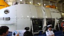 Submarino de pesquisa Shinkai 6500