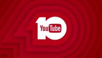 YouTube - 10 anos