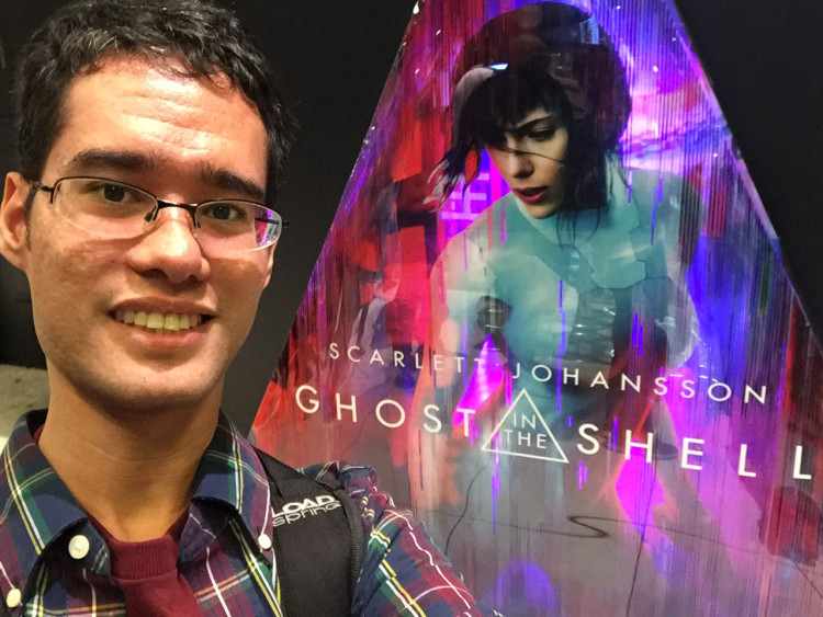 Ghost in the Shell - Avant Première - Major